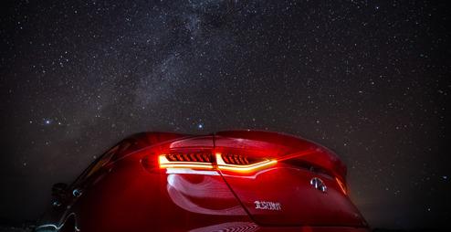 探星计划   驾菲斯塔寻找夜空中最亮的星