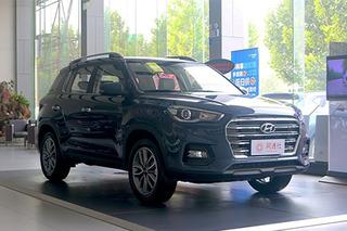 北京现代新款ix35正式上市 售价11.99-16.19万元