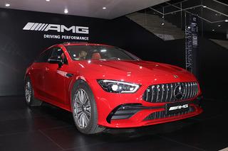 AMG GT四门跑车明日预售 搭轻混系统/3.2秒破百