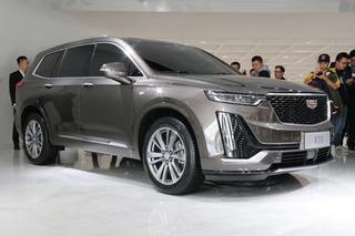 """凱迪拉克""""國產""""XT6亮相 7月上市/尺寸趕超X5"""