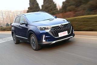 平凡之中略带小惊喜 测试北京汽车全新绅宝智行