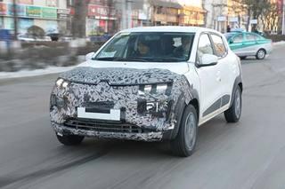 为中国市场研发 雷诺纯电动SUV将于年内上市