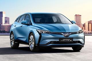 新能源战略升级 别克VELITE 6纯电动车即将上市