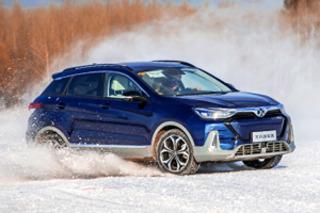 如何提升车辆冬季续航? 冰雪体验北汽新能源EX5