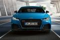 奥迪发布新款TT RS 用2.5T发动机/加速3.7秒