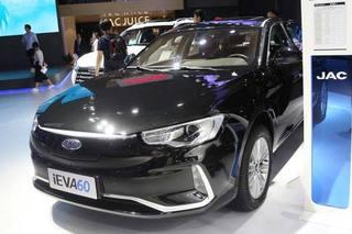 曝江淮新能源i系列规划 2019年将推出5款新车型