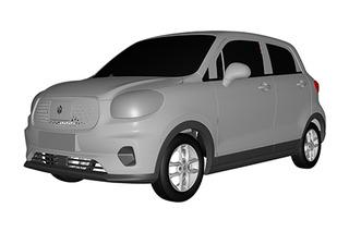 曝零跑T03专利图 定位微型电动车/2020年上市
