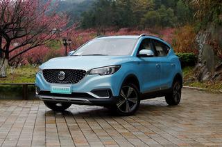 国内首款满足欧标的电动车 名爵EZS开起来如何?