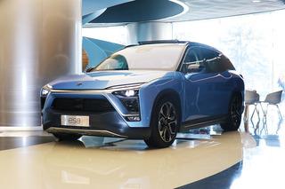 蔚来发布保价计划 3月31日前购ES8/可省1.8万元