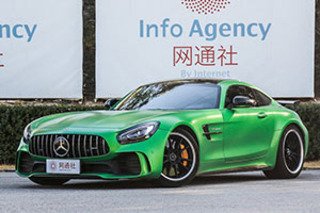 AMG GT四门跑车于4月13日上市 预售价100万起