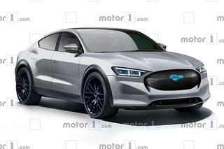 预计2021年发布 福特为混动Mustang注册新标识