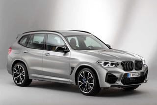 有望年内上市 BMW X3 M/X4 M明日全球首发