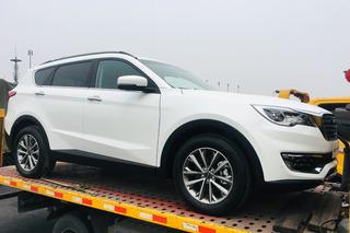 2019上海车展探馆:捷途X70S EV