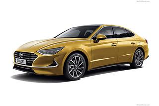 全新一代索纳塔领衔 北京现代三款新车明日亮相