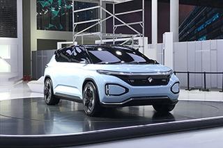 2019上海车展探馆:中大型SUV新宝骏RM-C概念车