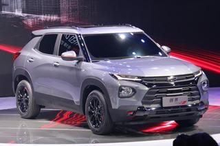 雪佛兰全新SUV创酷/创界亮相 搭载智能互联科技
