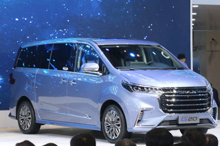 上汽MAXUS G20正式上市 售价17.98-28.98万元