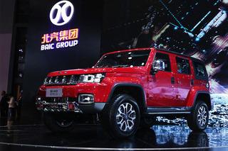 北京越野品牌开启新征程
