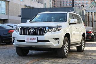 受国6排放影响 一汽丰田普拉多3.5L明年6月停产