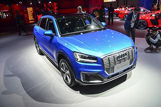 專為中國市場打造 奧迪Q2L e-tron將二季度上市