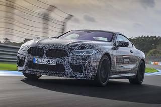 重量更轻/动力更强 全新BMW M8法兰克福车展亮相
