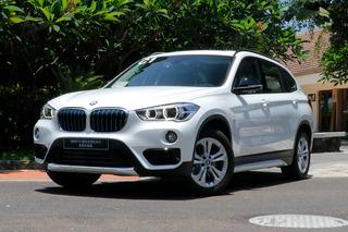 试驾BMW X1混动里程升级版