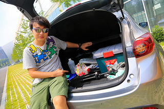 高温来袭 揭秘汽车编辑的夏季车内常备用品