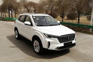 曝一汽奔腾全新SUV 搭1.6L发动机/将于年内上市