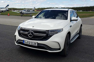 第一款国产奔驰电动车会是什么价?