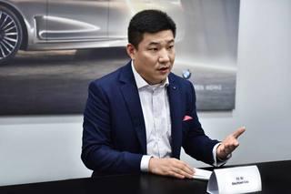 刘智:新7系加持 宝马继续发力大型豪华车