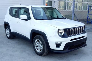 Jeep自由侠搭新1.3T引擎 动力大幅提升/油耗仅6L