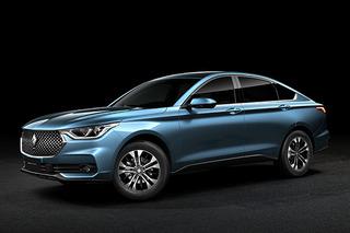 新宝骏首款轿车渲染图曝光 掀背造型/轴距超速腾