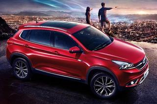 奇瑞推新紧凑SUV 6月中下旬上市/科技配置丰富