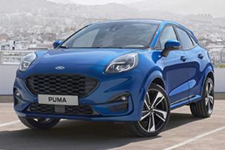 福特和彪马联名造车? 全新小型SUV命名PUMA
