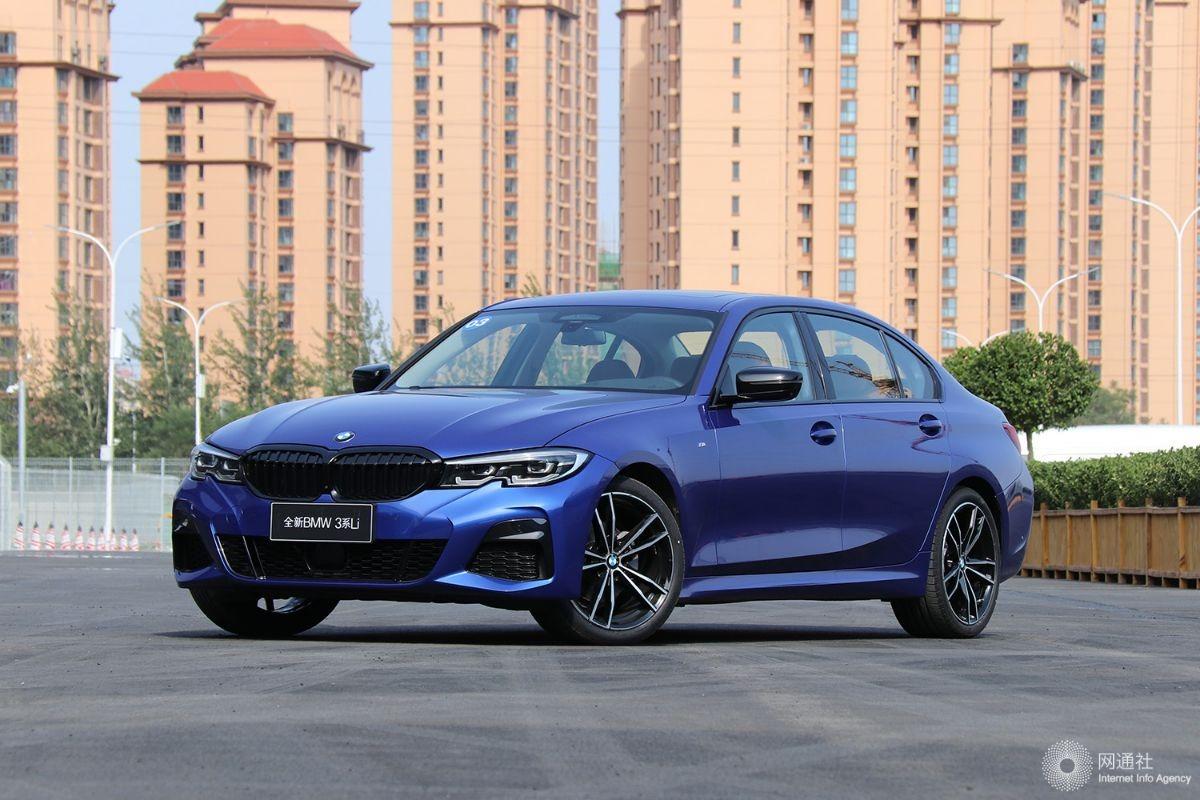 豪华运动标杆再升级 全新BMW 3系