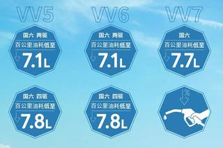 """提升燃油经济性 WEY品牌全系进入""""国六""""时代"""