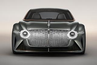解析宾利EXP 100 GT概念车