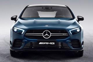 國產AMG A 35 L明日預售 4.9秒破百/年底上市