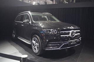 旗艦級SUV的新標桿 成都車展實拍全新一代GLS
