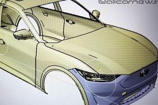 對標Model Y/下月亮相 曝福特純電動SUV設計圖