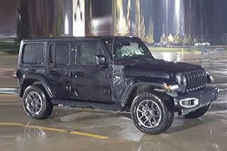搭3.6L混动/明年上市 Jeep牧马人插混版谍照曝光