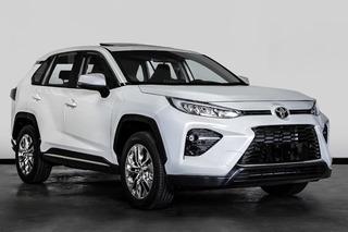 廣汽豐田全新SUV定名威蘭達 11月22日全球首發