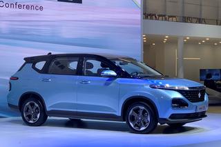 新宝骏RM-5 1.5L车型上市 售7.88万元-9.38万元
