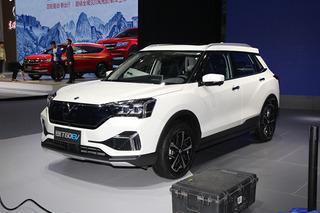 東風啟辰繼續發力新能源市場 純電動SUV今日上市