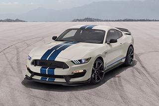 增加運動套件 福特Mustang Shelby GT350特別版