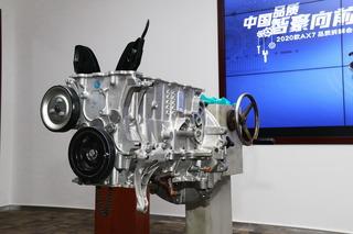 满足排放 性能不降反升 拆解东风风神1.6T发动机