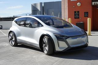 未來汽車是這樣的!2020 CES展首試奧迪AI:ME