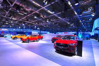長城汽車進軍印度市場 哈弗F7/F7x亮相印度車展