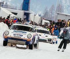活动丨GP ICE RACE 汽车拉力赛