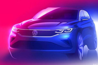 Volkswagen exposes new Tiguan design drawings